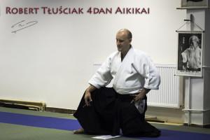 Robert Tłuściak 4dan Aikikai - Lwów, Ukraina @ Lwów | Obwód lwowski | Ukraina