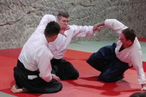 3-4 czerwca - II Podziemny Staż Aikido pod kierunkiem Sensei Romana Hoffmanna 6 dan w Kopalni Soli w Bochni @ Kopalnia Soli  | Bochnia | małopolskie | Polska