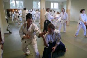 Regionalny staż aikido z sensei Wiesławem Paszewskim 4 dan @ Klasztorna 46a | Nowy Sącz | małopolskie | Polska