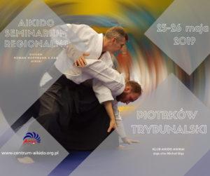 Wiosenne seminarium regionalne - Shihan Roman Hoffmann 6 dan @ Ul. Batorego 6b | Piotrków Trybunalski | województwo łódzkie | Polska