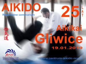 25-lecie Aikido Aikikai Gliwice @ ul. Gierymskiego 7 | Gliwice | śląskie | Polska