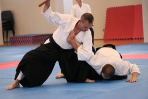 Seminarium aikido - sensei Piotr Smak 4 dan shidoin CAA Polska @ POW 3 | Tomaszów Mazowiecki | Łódzkie | Polska